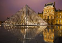 Louvre- Paris, France- Checked off my travel list 11/2013!!!!!