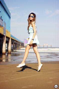 FashionCoolture: RETRO WAYFARER COLORFUL REVO MIRROR LENS SUNGLASSES 8609