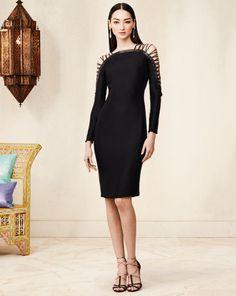 9530828528ad Silk Alastair Lace-Up Dress - Collection Apparel Short Dresses -  RalphLauren.com Lil