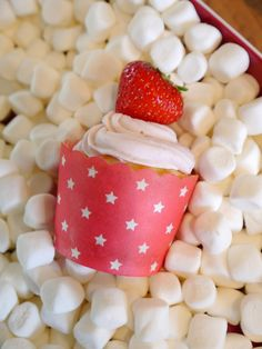 Krizi´s Kitchen: Marshmallow-Cakes