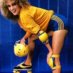 vintage roller derby outfits - Google Search