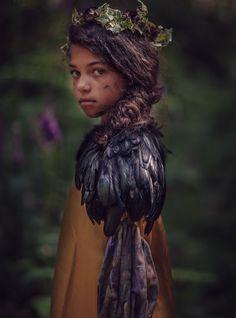 Kids fashion photo story by Piotr Motyka for fall 2014