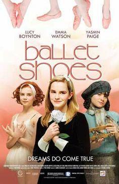 Ballet Shoes movie $7.99
