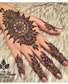 with ・・・ Another quick bridal consult. Always… Mehandi Designs Cool Henna Designs, Eid Mehndi Designs, Mehndi Designs For Beginners, Beautiful Henna Designs, Mehndi Patterns, Henna Tattoo Designs, Nail Designs, Mehendi, Henna Mehndi