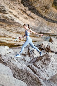 Today I am thrilled to introduce you to one of my favorite workout brands, Outdoor Voices! To put it simply, they have become my favorite activewear line.