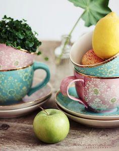 teacups #food #stills #photography