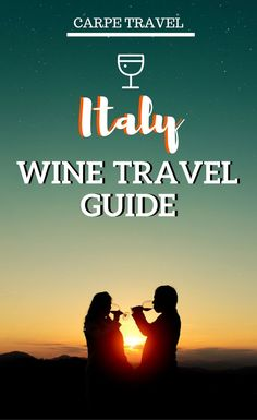 Heading to Italy? You need to sip lots of wine in Italy! This guide to the Italian wine regions is designed to help you plan your Italy wine experience - map out the wineries not to miss, resources that can help along the way, which Italy wineries to visit and much more. Click to learn all about it!   Italy wine country   Italy travel tips   Italy travel guide   Italy travel things to do in   What to do in Italy   Wine tourism #italywine  #italytrip - via @elainschoch