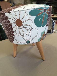 pouff Handmade  in italy design