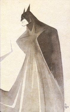 Batman by banditry