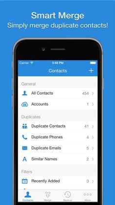 Smart Merge Pro - Duplicate Contacts Cleanup from your address book by YT Development Ltd gone Free