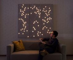 luminous Patterns panels are built to order and are available in a range of…