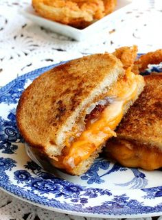 Brown Butter Grilled Cheese Sandwich | Coupon Clipping Cook #sponsored