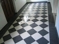 fliesen schachbrett home design pinte. Black Bedroom Furniture Sets. Home Design Ideas