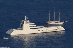 Andrey Melnichenko puts Motor Yacht A up for sale after buying ...