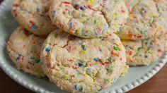 Birthday Cake Cookies  - Delish.com