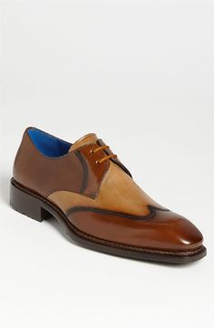 Mezlan 'Luigi' Wingtip Spectator Shoe available at #Nordstrom