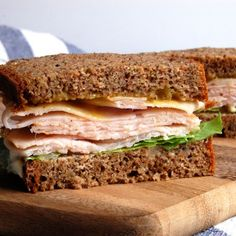 How to Make Homemade Paleo Sandwich Bread- this is not your average gluten-free sandwich bread.