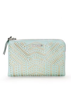 Make a splash at your next event in our Soft Mint Double Clutch Perf, which works for just about any event. Find more trendy accessories here at Stella & Dot. www.stelladot.com/jbettelswhite