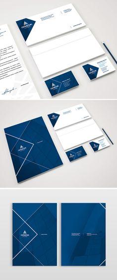 """Разработка логотипа и фирменного стиля для компании """"ГЕРМЕТИК СНАБ СЕРВИС"""", которая предоставляет услуги и товары для светопрозрачных конструкций."""