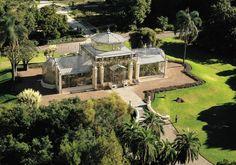 Take in the beauty at Adelaide, Australia's 125-acre Botanic Garden. #botanic #botanicalgarden #gardens