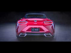 In case you missed it: LC 500 Reveal