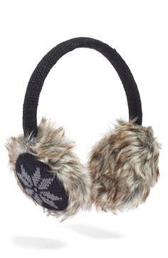 Lucky Direct Earmuffs Winter Equipment Earmuffs Men Winter Solid Color Plush Ear Muffs Earmuffs Warmer Behind The Head Band Coffee