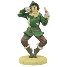 Wizard of Oz Scarecrow Figure Figurine Statue New in Box