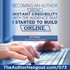"""Ep 073: """"Build Credibility With Your Book""""   Book Marketing Tools Blog"""