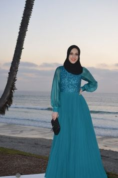 cf440c623 فساتين سواريه للمحجبات بسيطة 2016 Muslim Fashion, Modest Fashion, Hijab  Fashion Inspiration, Corporate