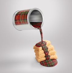 We've just about perfected the recipe of our cutting edge tartan paint - Advertising and Still Life photographer Ian Knaggs The Learning Experience, Still Life Photographers, Photographic Studio, Commercial Photography, Tartan, Life Photography, Product Photography, Painting, Things To Sell