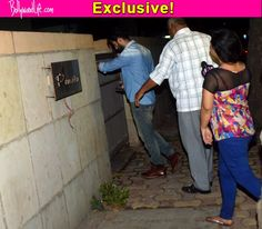 Is Haider team trying to cover up Shahid Kapoor's absence at National Film Award success bash? #Haider  #ShahidKapoor