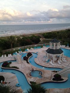 Pawleys Island SC. Litchfield Golf and Beach Resort