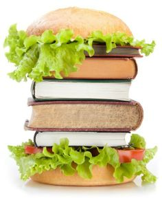 Book sandwich  from: http://pinterest.com/rukkola/rukk-n-roll/