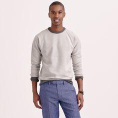 Reverse sweatshirt : sweatshirts   J.Crew