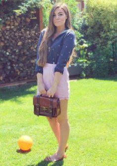 Marzia Bisognin, Thing 1, Mori Girl, British Style, To Youtube, Fashion Outfits, Fashion Tips, Spring Fashion, Fashion Styles