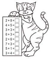Ideas for printable math games kindergarten grades 1st Grade Math Worksheets, Kindergarten Math Worksheets, First Grade Math, Math Classroom, Math Resources, Math Activities, Preschool Activities, Printable Math Games, Printable Worksheets