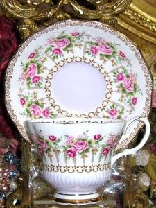 Royal Albert Trellis Rose