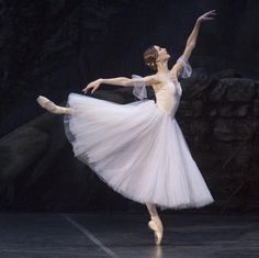 <Svetlana Zakharova as Giselle>