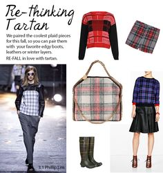 Wraped in Tartan: Plaid items that you should wear • ADORENESS