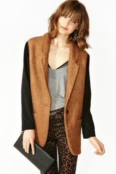 Bedford Wool Coat