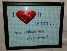 """I Love It When"" Message Board"