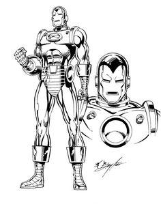 The Marvel Comics of the 1980s — Iron Man by Bob Layton