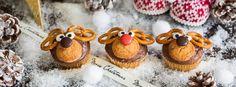 Rendier Mini Cupcakes recept | Dr. Oetker
