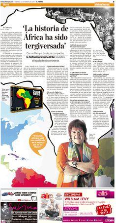 África on Behance