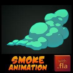 Smoke animation FX by AlexRedfish.deviantart.com on @deviantART