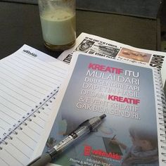 Kreatif itu mulai dari diri sendiri, tapi dapetin hasil yang luar biasa kreatif gak bisa sendiri..lho.. . .. Be creative is start from our self, to get better creative impact, find one to help you needs. -------------------------------------------------------------- #creativedesign #kreatif #creativeimpact #creative #creativesolution #warnaidekreatifid #smallcreativestudio #printdesign #socialmediadesign #kontent #desainbagus #desainok #solusikreatif #kalendercostummurah  #warnaide…