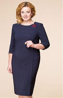 Платья для полных женщин: купить женские платья больших размеров в интернет магазине «L'Marka» [Страница 2]