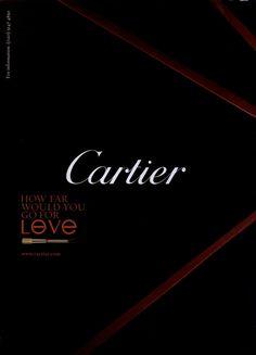 Cartier Ad Campaign 2010-2011 Shot #5