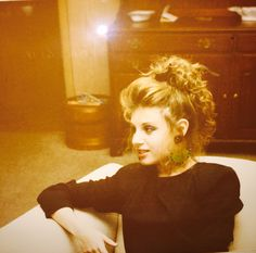 Mom. The 80's. Gorgeous.