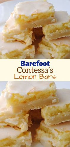 Ingredients CRUST: pound unsalted butter, room temperature cup granulated sugar 2 cups all-purpose flour teaspoon kosher salt Dessert Simple, Köstliche Desserts, Easy Lemon Desserts, Quick Dessert Recipes, How Sweet Eats, Dessert Bars, Chocolate Recipes, Sweet Recipes, Recipes For Lemons